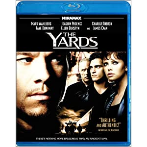 The Yards Blu-ray