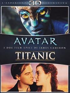 Avatar / Titanic (2 Blu-Ray 3D)