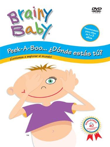 Brainy Baby: Donde Estas Tu? (Spanish) front-330555