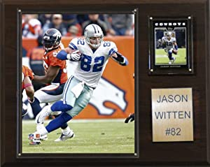 NFL Jason Witten Dallas Cowboys Player Plaque by C&I Collectables