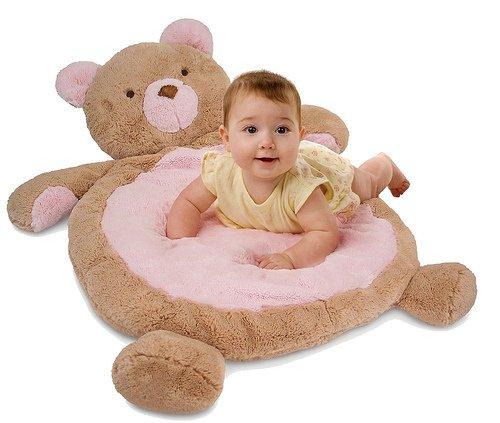 Bestever Baby Bear Mat, Pink