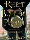 Rhett Butler's People (Wheeler Hardcover)