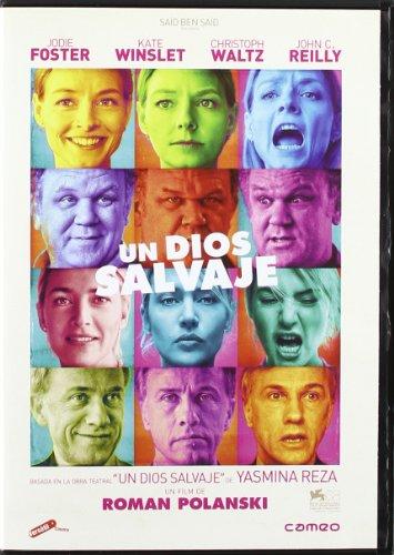 Un Dios Salvaje [DVD]