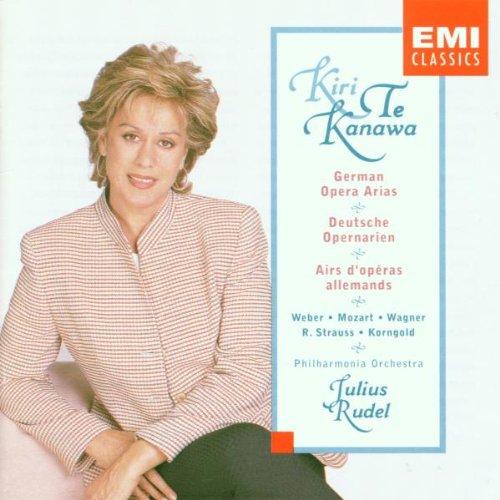 Kiri Te Kanawa - German Opera Arias