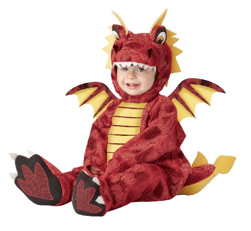 Image - California Costumes Adorable Dragon Infant