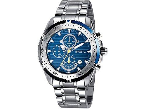 orologio cronografo uomo Breil Ground Edge trendy cod. TW1429