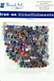 SS20 Assorted Colors Hot Fix Rhinestones 2 Gross (288 stones/pkg) Hotfix Rhinestones