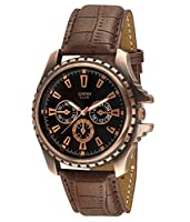 Gypsy Club Ultimate Chronograph Pattern Analog Watch-For Men,Boys