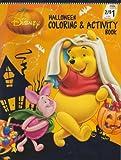Disney Halloween Coloring & Activity Book