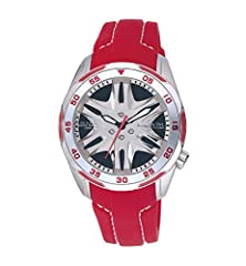 buy Q&Q Attractive Analog Multi-Color Dial Watch Ion-Plated - Db26J301Y