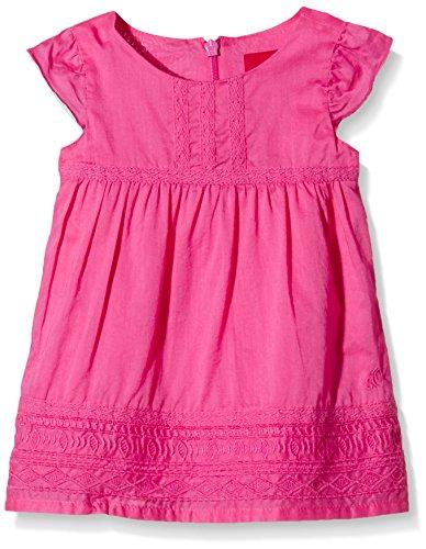 s.Oliver Baby-Mädchen Kleid 65.604.82.2498, Rosa (Pink 4424), 86