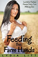 Feeding the Farm Hands (Daisy and the Dairy Farm Book 1)