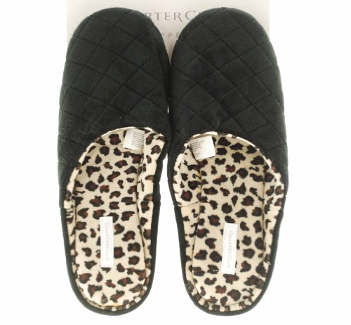 Cheap Charter Club Solid Clog Slippers (B008YGWW12)