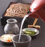 岩手の有名な蕎麦どころから直送 打ち粉たっぷりそば(10袋入)半生 岩手県:北舘製麺