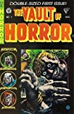 THE VAULT OF HORROR #1 EC comic reprint