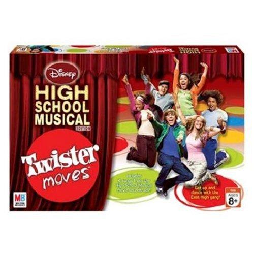 Hasbro 25018 Disney High Sch Musicl Twstr Moves - 1