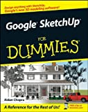 Aidan Chopra Google SketchUp For Dummies