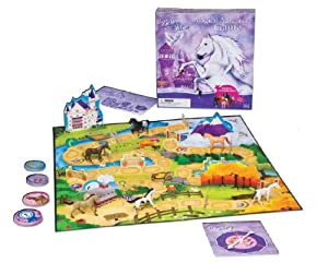 MasterPieces Bella Sara Magical Adventure Game