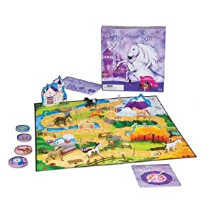 Bella Sara Magical Adventure Board Game