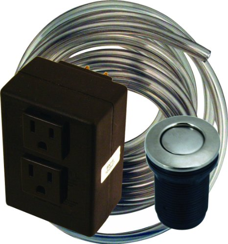 Westbrass ASB-2-26 Garbage Disposal Air Switch