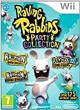 echange, troc Rayman contre les Lapins Crétins - party collection (3 jeux en 1)