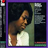 echange, troc Esther Phillips - From Whisper to a Scream