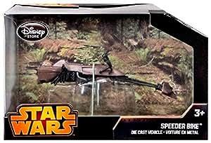 Star Wars Star Wars Diecast Vehicle Speeder Bike