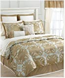 Martha Stewart Terrace Mosaic King 24 Piece Bed Ensemble