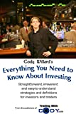 Everything You Need to Know About Investing