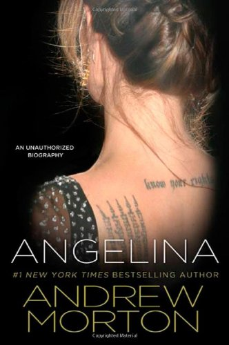 Angelina: An Unauthorized Biography book cover