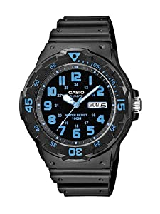 Casio Collection MRW-200H-2BVEF - Orologio da polso Unisex