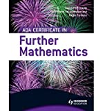 img - for AQA Certificate in Further Mathematics (Paperback) - Common book / textbook / text book