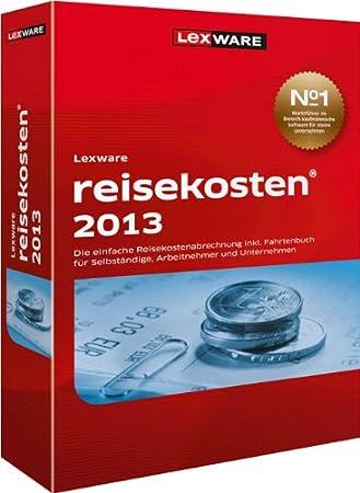 Lexware Reisekosten 2013 (Version 20.00)