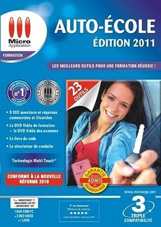 Auto école - édition 2011