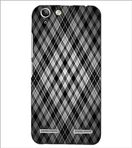 PrintDhaba Pattern D-1068 Back Case Cover for LENOVO VIBE K5 PLUS (Multi-Coloured)