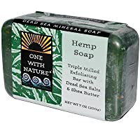 One With Nature Soap (7oz)