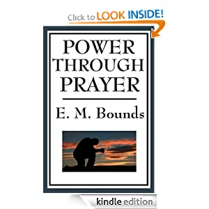 Power Through Prayer (linked toc)