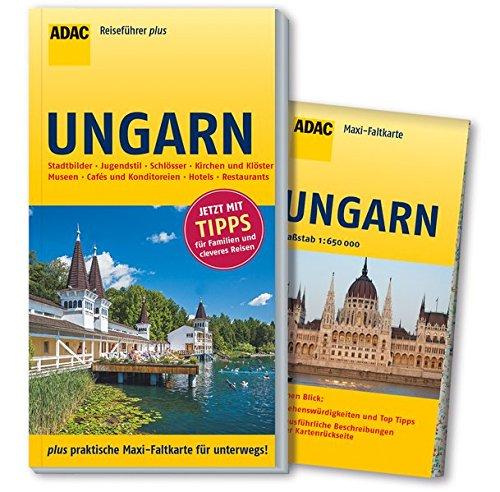 ADAC Reiseführer plus Ungarn: