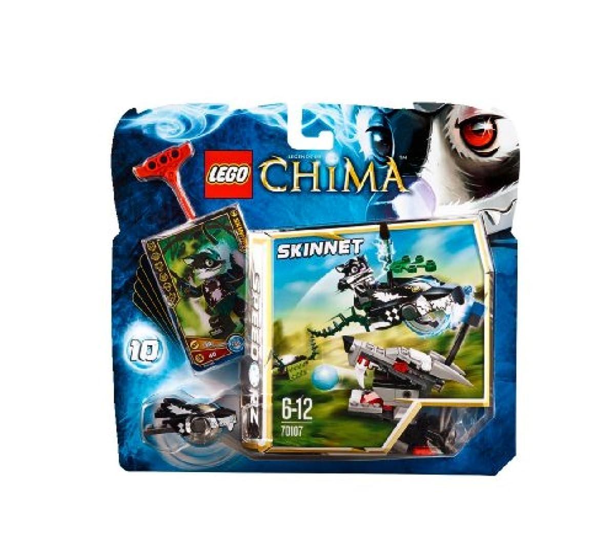 [해외] 레고 (LEGO) 찌마 스컹크점프 공격 70107-70107 (2013-06-28)