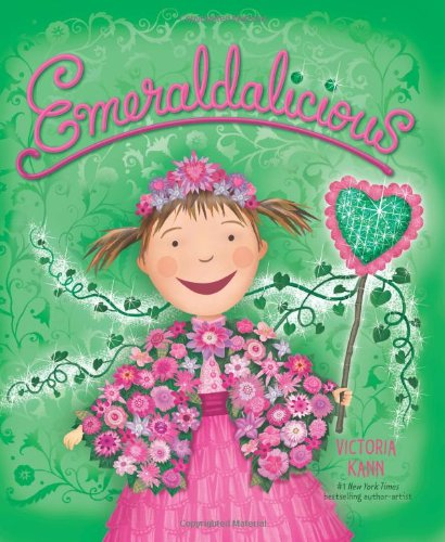 Emeraldalicious written and Illustrated by Victoria Kann