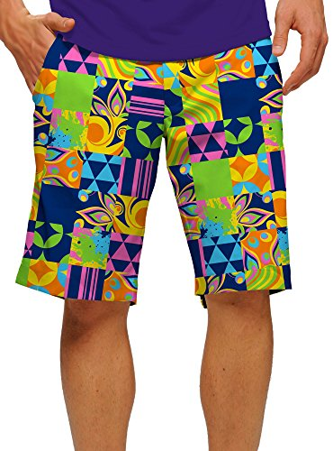 loudmouth-mens-greatest-hits-vol-1-golf-shorts-36w-multi