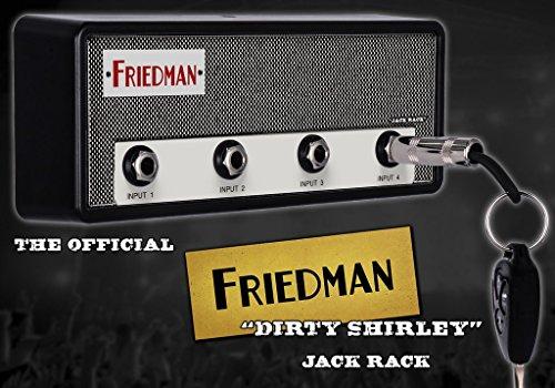 Pluginz Jack Rack Friedman Dirty Shirley Keyholder · Articolo da regalo