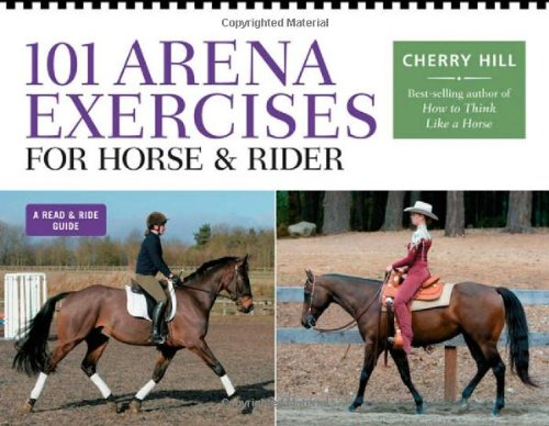 101 Arena Exercises for Horse  Rider088266350X : image