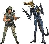 "Aliens 7"" Figure - Corporal Dwayne Hicks vs Xenomorph Warrior"
