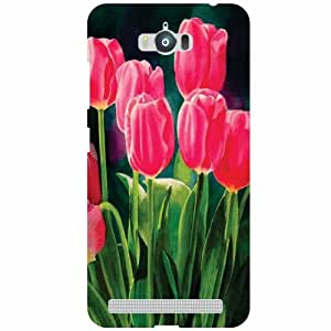 Back Cover For Asus Zenfone Max ZC550KL -(Printland)