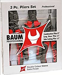 BAUM 3 PCS PLIERS SET (Full)