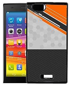 Toppings 2D Printed Designer Hard Back Cover For Micromax Canvas Nitro 2 E311 Design-10135
