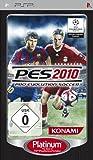 Pro Evolution Soccer 2010 Platinum (PSP)