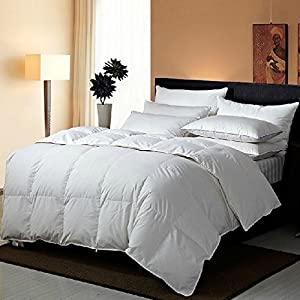 Hotel quality 30 70 goose down and feather for Hotel design 800 thread count comforter