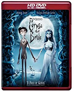 Tim Burton's Corpse Bride [HD DVD]